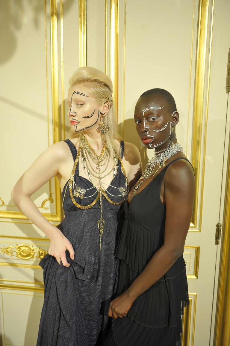 """ABE by Ariane Chaumeil joaillerie d'art : art jewelry """"Miroir ô Miroir"""" collection automne hiver : fall winter 2018-2019 PFW2.jpg"""