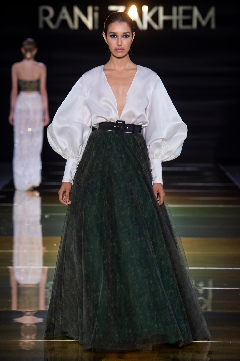 RANI ZAKHEM couture collection automne hiver : fall winter 2018-2019 PFW - ┬® Imaxtree 24.jpg