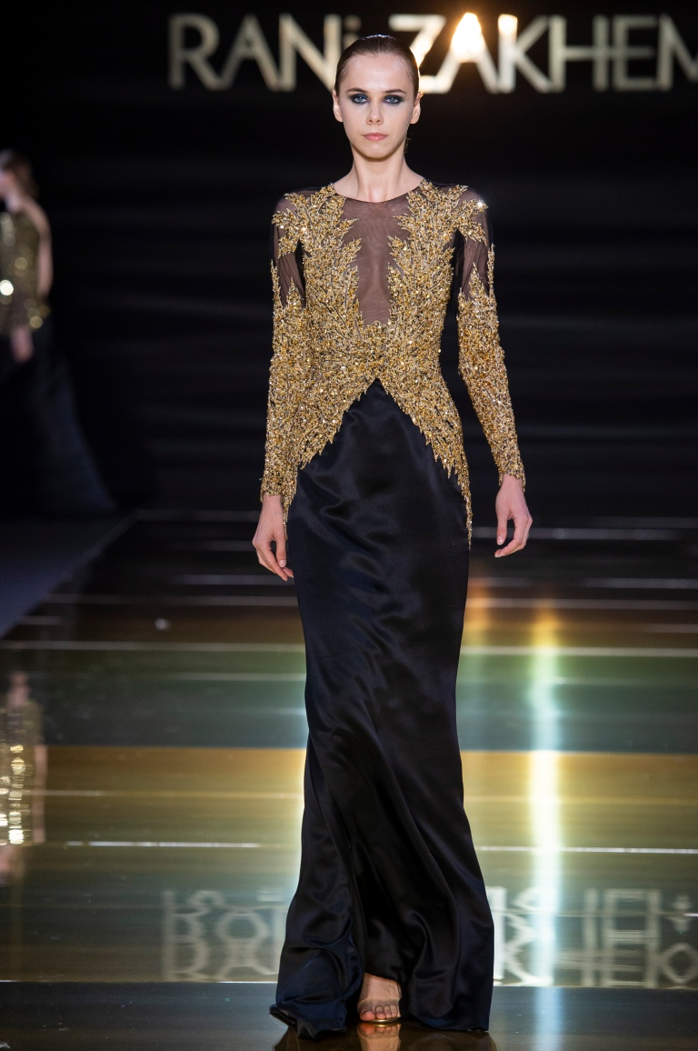RANI ZAKHEM couture collection automne hiver : fall winter 2018-2019 PFW - ┬® Imaxtree 39.jpg