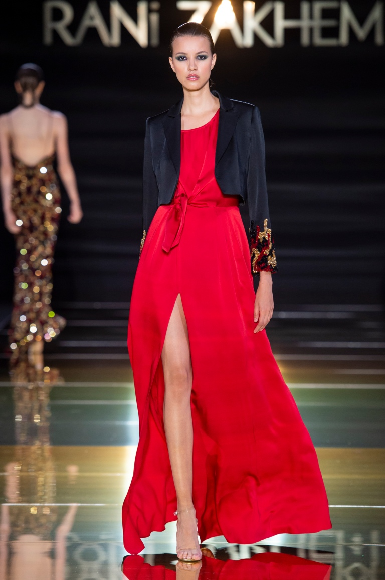 RANI ZAKHEM couture collection automne hiver : fall winter 2018-2019 PFW - ┬® Imaxtree 42.jpg