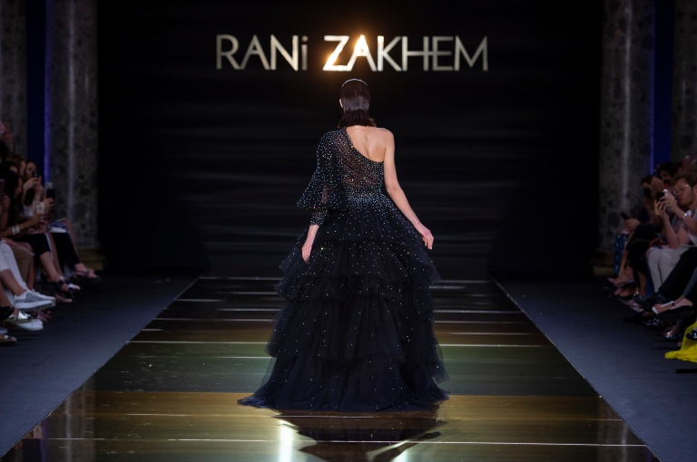 RANI ZAKHEM couture collection automne hiver : fall winter 2018-2019 PFW - ┬® Imaxtree 48.jpg